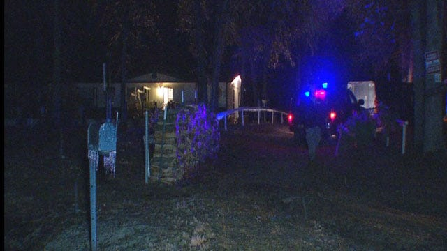 Man Arrested In Murder Of Stepfather In McLoud