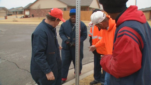 Oklahoma Work Program Helps Get Former Inmates Back On Their Feet