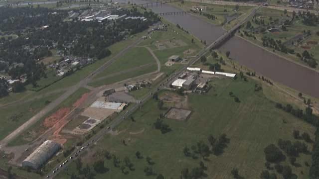 Design Group Plans Development Along Oklahoma River