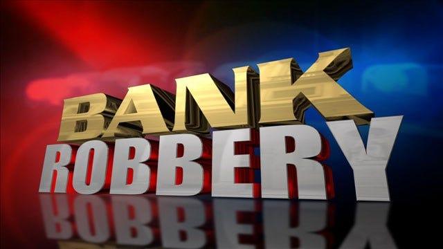 FBI Seeks Suspect In Geary Bank Robbery
