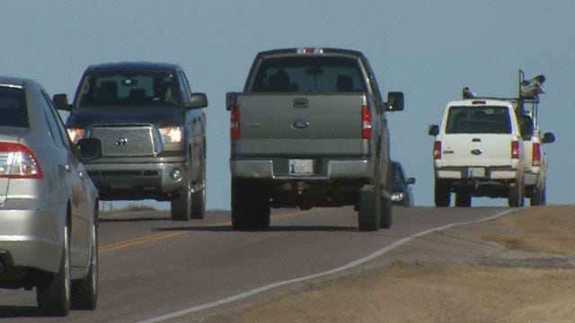 Federal Highway Program Could Be Out Of Money Next Month