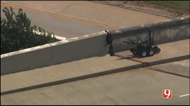 Hefner Parkway Reopens In NW OKC After Investigation Into Suspicious Bags