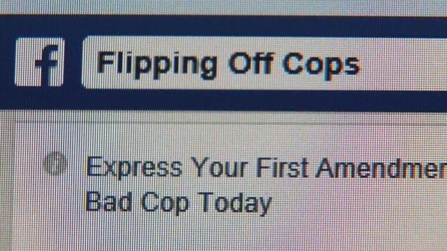 OKC Police Respond To 'Flip Off Cops' Social Media Movement