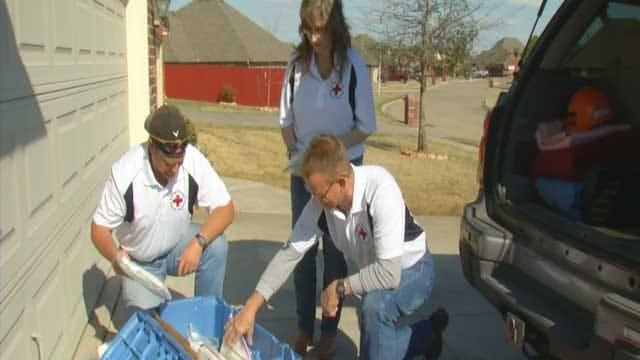 Oklahoma Storm Trackers Also Serve As Medics