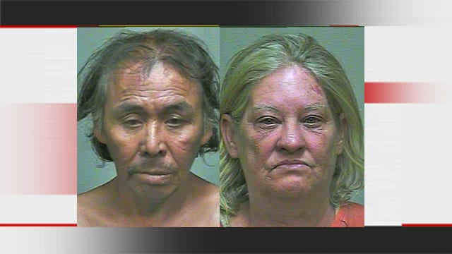 Two Arrested For Having Sex On Sidewalk In Front Of OKC Church