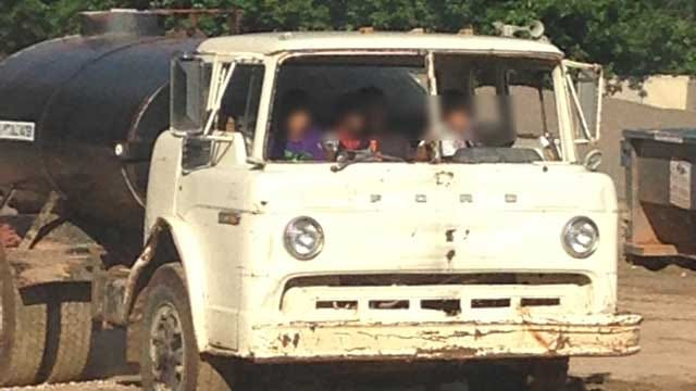Kids Caught Taking Stolen Tanker Truck For Joyride At Metro Business
