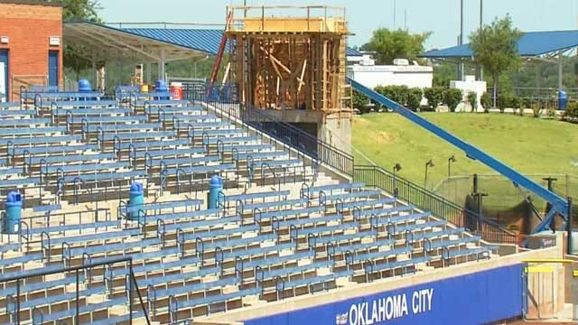 World Cup Of Softball Temporarily Relocated Due To Renovations