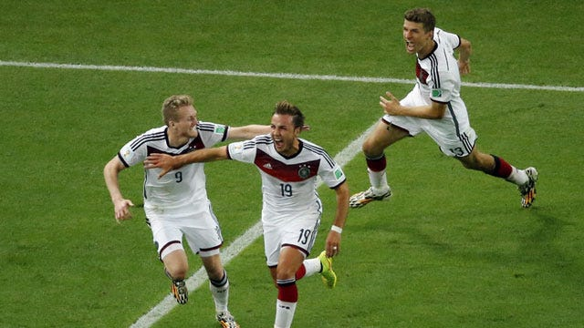 Germany Beats Argentina To Claim 2014 World Cup