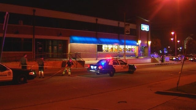 OKC Police Investigating Overnight Stabbing In Bricktown