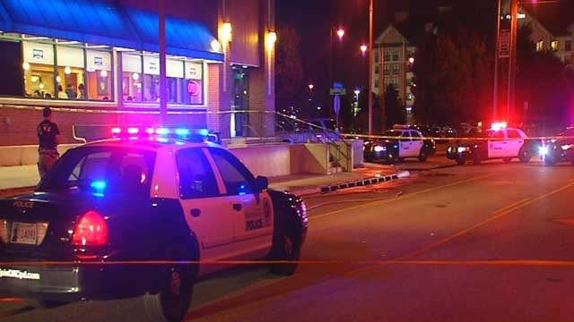 Two Stabbed Overnight In Bricktown