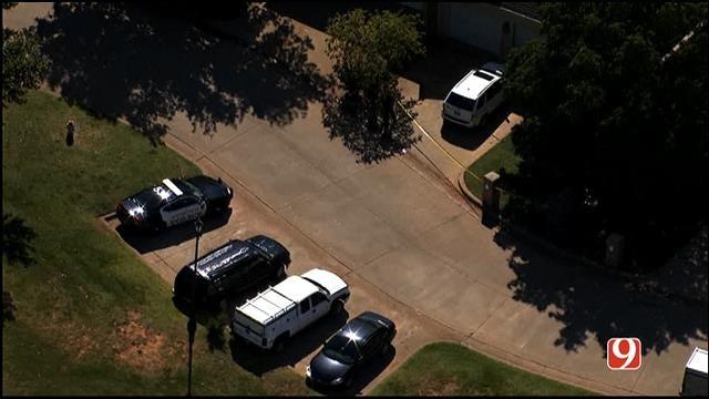 Police Investigate Murder-Suicide In Edmond
