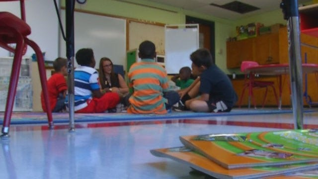 Summer Reading Academy Aims To Improve OK Student Reading Proficiency
