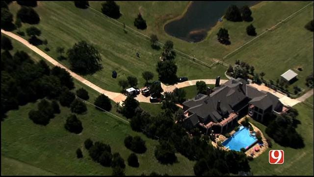 Crews Respond To Possible Drowning Reported At Edmond Home