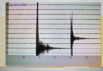 Earthquake Rattles Grady County Sunday