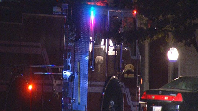 Officials: Hair Dryer Sparks Edmond Apartment Fire