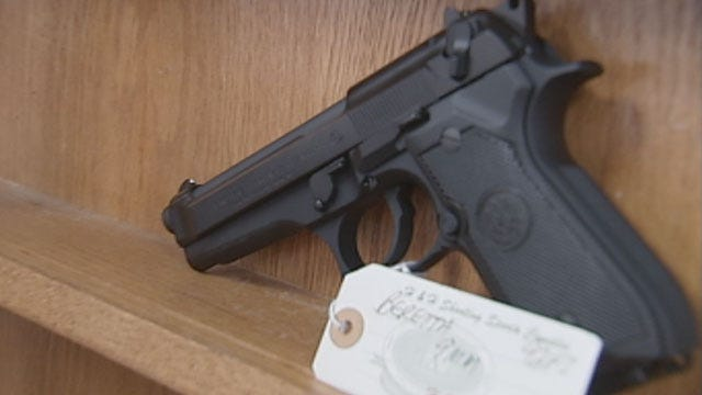 OSBI: Law Change Could Affect Gun License Applicants