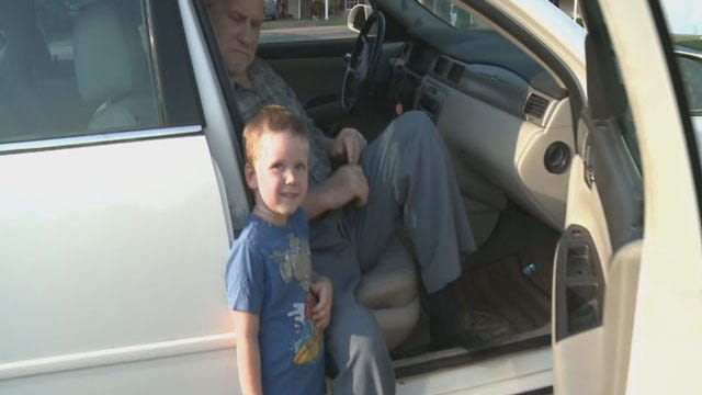 Tenn. Boy, 3, Saves Man Trapped Inside Hot Car