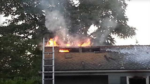 Seattle Man Sets House On Fire While Trying To Kill Spider
