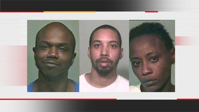 Three Arrested In NW OKC Convenience Store Robbery