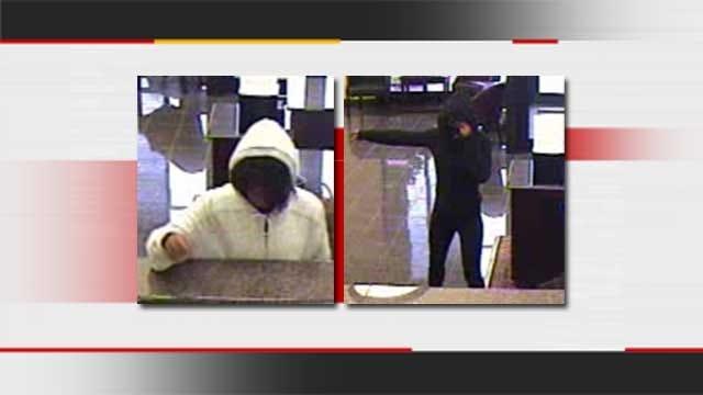 FBI Seeks Two Female Suspects In OKC Bank Robbery
