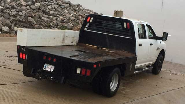 Truck Found Submerged In Oklahoma River In Downtown OKC