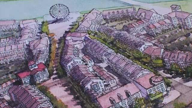 Wheeler District Development Plans Start To Take Shape