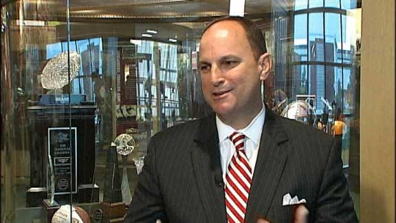 OU Athletic Director To Chair NCAA Basketball Selection Committee For 2015-16