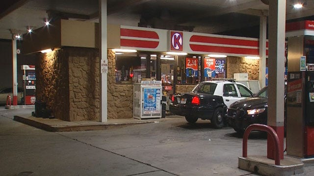OKC Police Investigate Two Armed Robberies Overnight