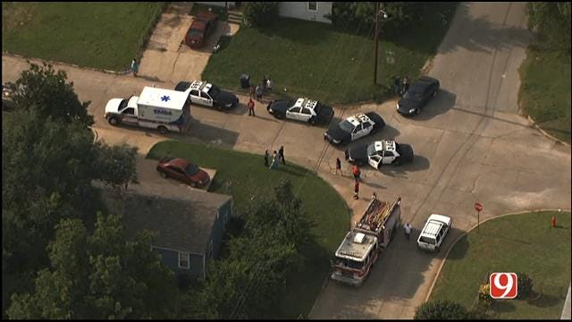 One Critical After Stabbing In SW Oklahoma City