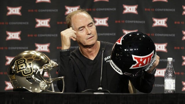 Big 12 Media Days: Best Quotes From Day One