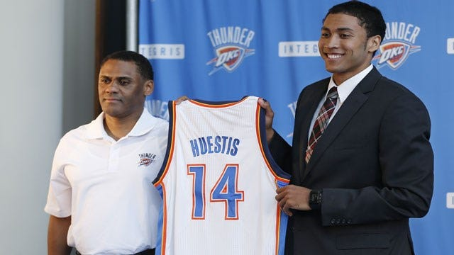 Report: Thunder Made Pre-Draft Arrangement With Huestis To Play In D-League