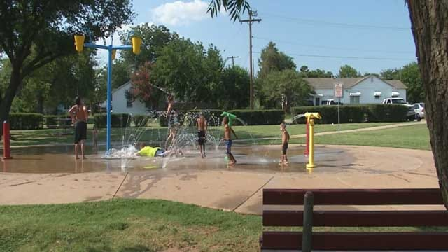 Duncan Water Restrictions May Affect Opening Of New Spray Park