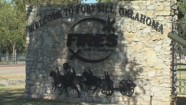 Immigrant Children At Fort Sill Being Placed With Sponsors