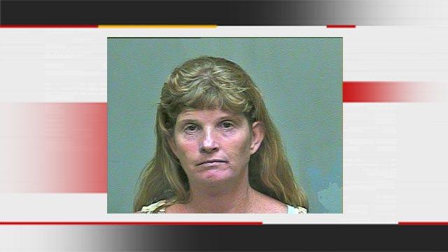 Woman Arrested After Using Stolen Credit Card Number At OK Jail