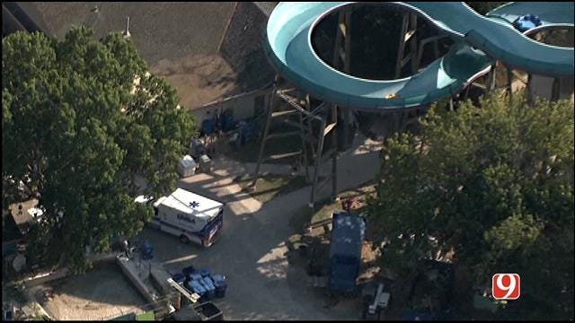 Woman Has Medical emergency While At White Water Bay