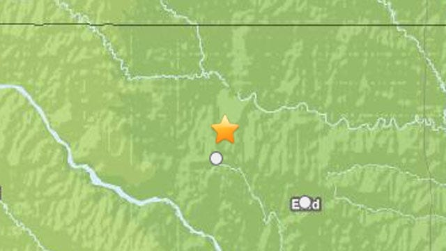 3.3 Magnitude Earthquake Recorded Near Helena