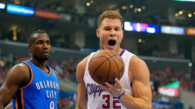 Blake Griffin Withdraws From Team USA Ahead Of FIBA World Cup