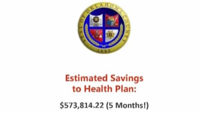 Health Care Switch Saving Oklahoma County Thousands