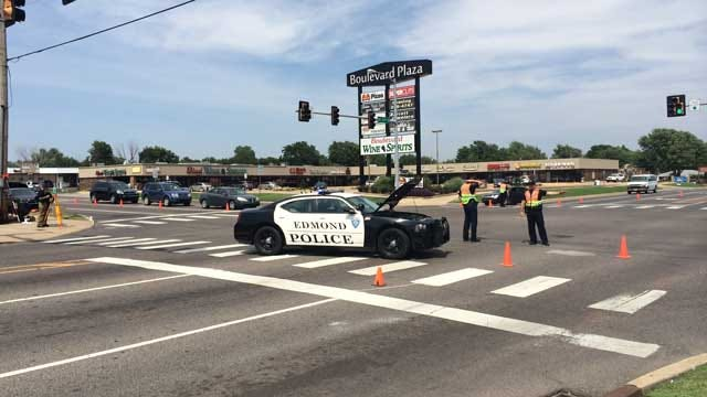 Crews Respond To Motorcycle Injury Accident In Edmond