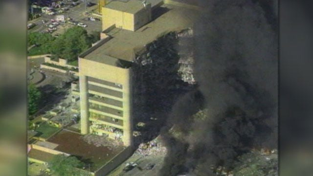 Lawsuit For Release Of OKC Bombing Video Goes To Trial Monday