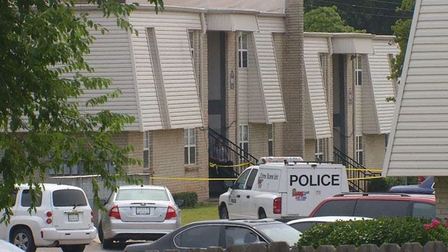 Police Investigating Homicide At NW OKC Apartment Complex