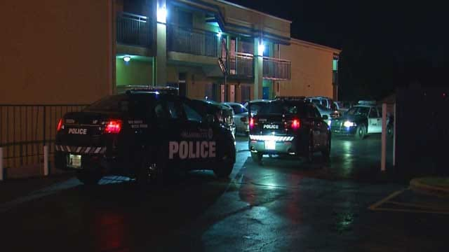Two Suspects In Custody After Overnight High-Speed Chase In OKC