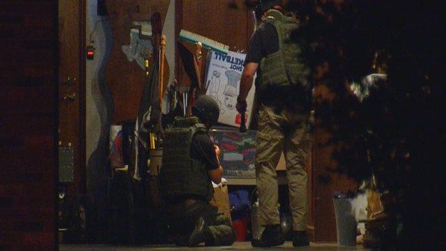 Bomb Squad Clears Suspicious Item At SW OKC Home