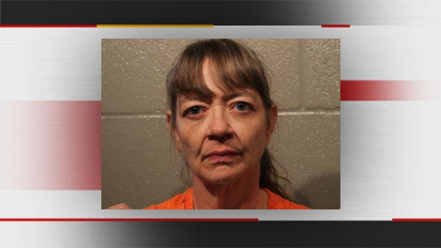 Norman Woman Arrested For Bringing Gun Into Courthouse