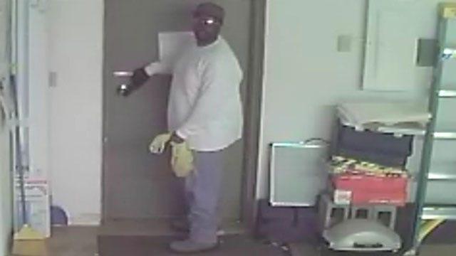 Suspect Sought After Robbing OKC Cash Advance Store