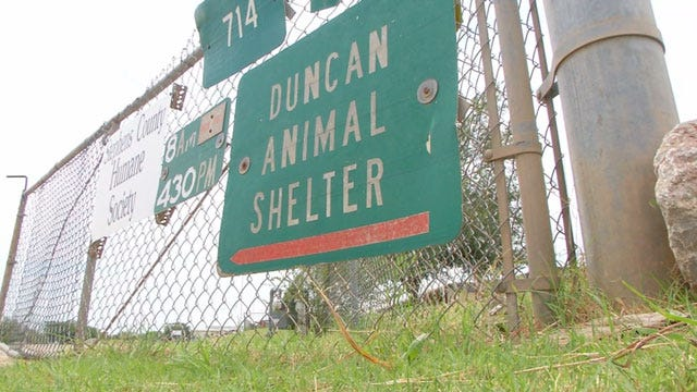 City Of Duncan Selling Dead Animals For Science