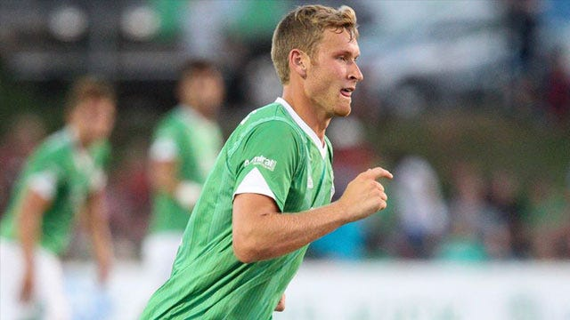Energy Forward Named USL PRO Player Of The Week