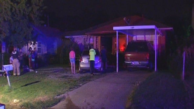 Firefighters Put Out Two House Fires In SW OKC