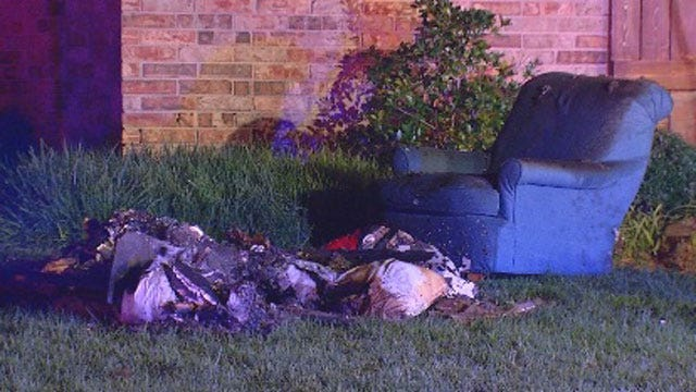 E-Cigarette Charger Explodes, Causes House Fire