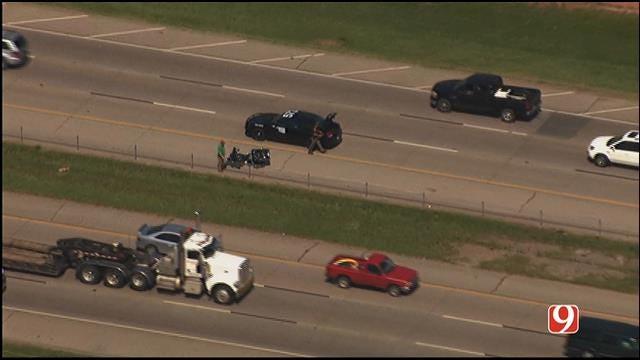 Edmond Man Dies In Motorcycle Wreck On I-35
